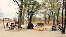 Camping @ Nata Bird Sanctuary