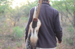 Jackel bag normally hold bow and arrow for hunting