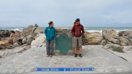 Southernmost tip of Africa